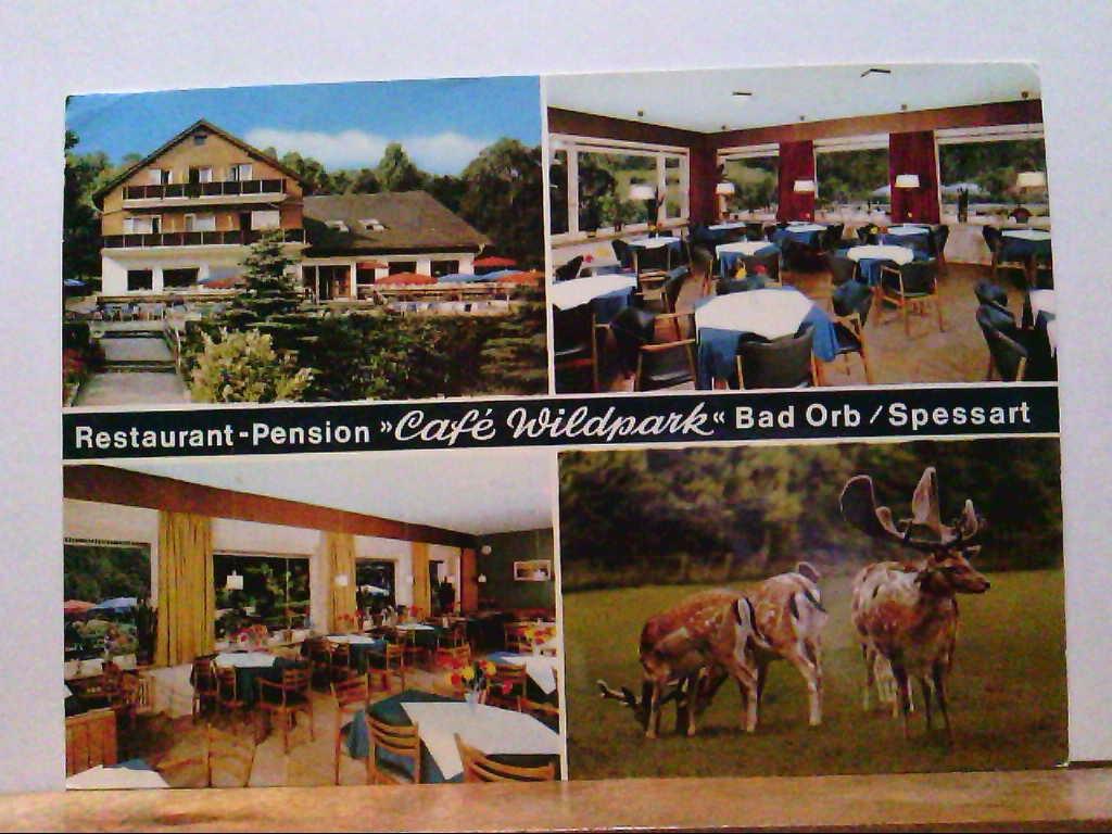 AK Bad Orb, Restaurant - Pension
