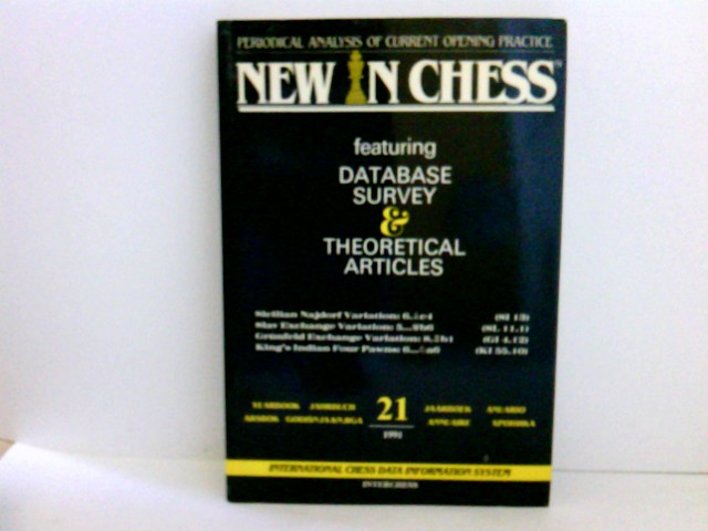 New In Chess Yearbook 21