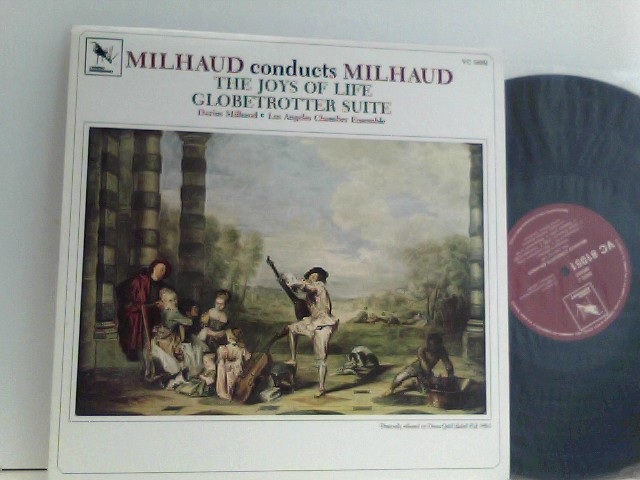 Milhaud – The Globetrotter Suite - The Joys Of Life - Globetrotter Suite