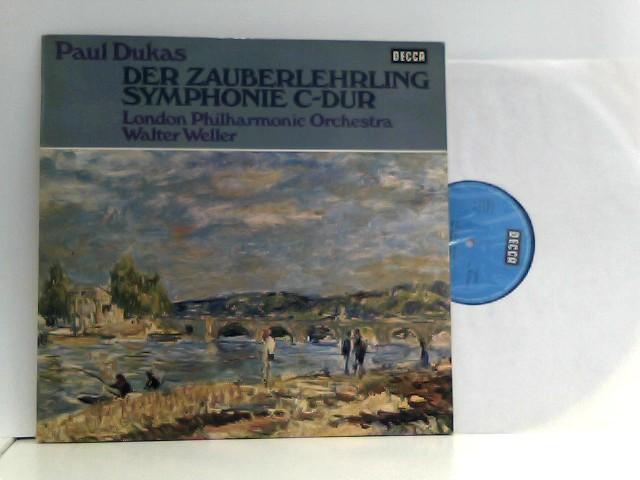 Paul Dukas,  London Philharmonic Orchestra,  Walter Weller  – Der Zauberlehrling - Symphonie C-dur