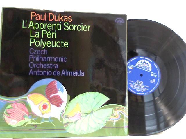 Paul Dukas, Czech Philharmonic Orchestra,  Antonio De Almeida  – L