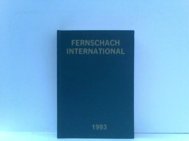 Fernschach International 1993 Januar bis Dezember 1993