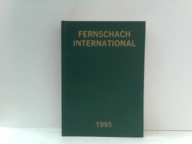 Fernschach International 1995 Januar bis Dezember 1995