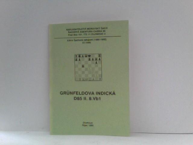 Grünfeldova Indická D85 II. 8.Vb1