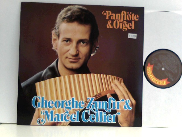 Gheorghe Zamfir &  Marcel Cellier – Panflöte & Orgel