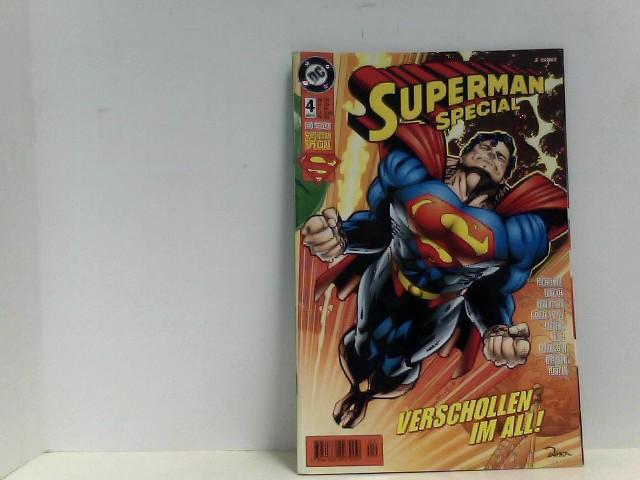 Superman Special Verschollen im All DC 4 Aug 97