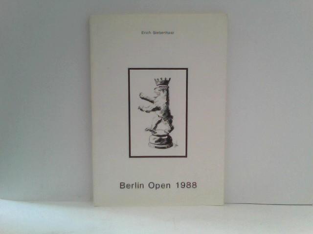 Berlin Open 1988.