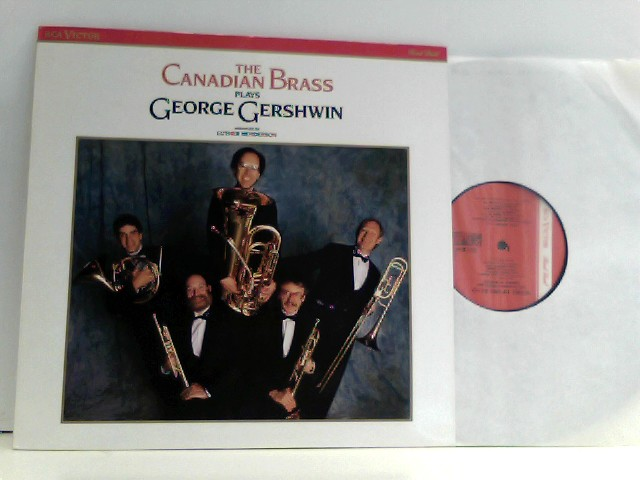 The Canadian Brass Plays  George Gershwin – The Canadian Brass Plays George Gershwin