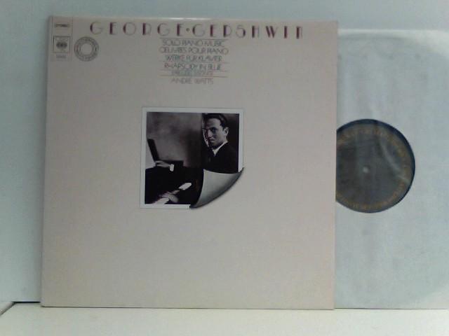 André Watts  – Gershwin - Solo Piano Music, Werke für Klavier - Rhapsody In Blue