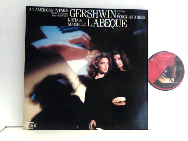Katia & Marielle Labeque - George Gershwin (1898-1937) - An American in Paris