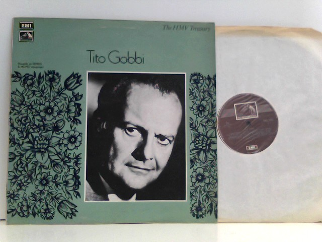 Tito Gobbi – Tito Gobbi