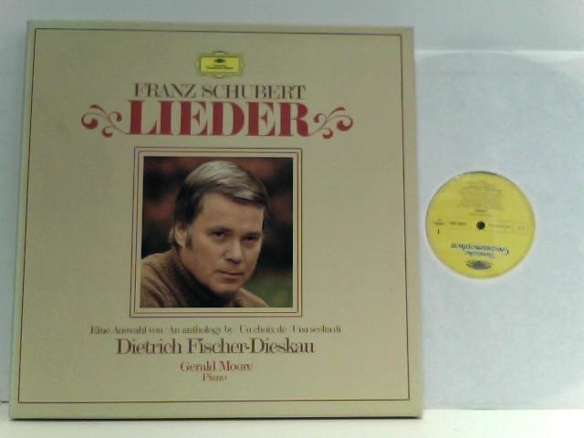 Dietrich Fischer-Dieskau,  Gerald Moore – Franz Schubert: Lieder