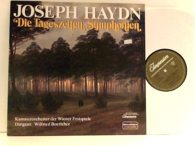 Haydn, Joseph: Haydn - Die Tageszeiten-Symphonien