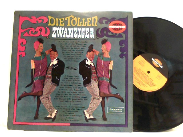 Various: Various  – Die Tollen Zwanziger