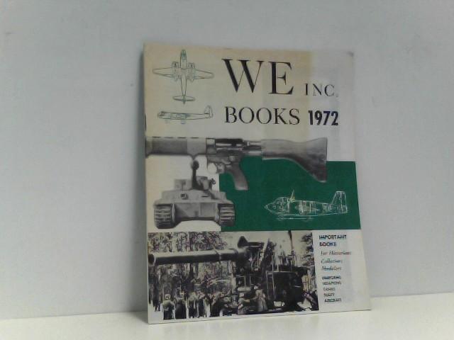 o.A.: Books 1972