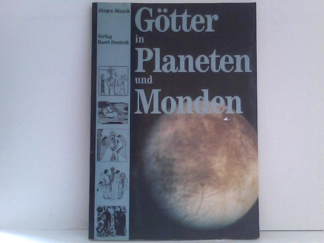 Götter in Planeten und Monden