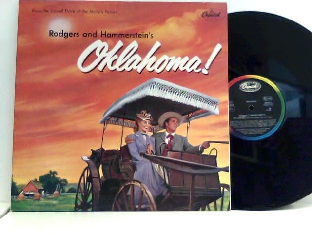 Rodgers, Richard: Rodgers And Hammerstein – Oklahoma!