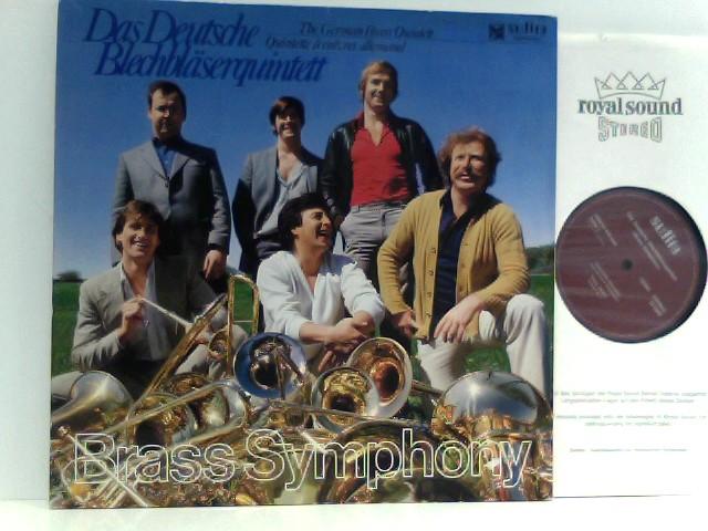 Brass Symphony: DAS DEUTSCHE BLÄSERQUINTETT - BRASS SYMPHONY - FSM AUDITE PROMO
