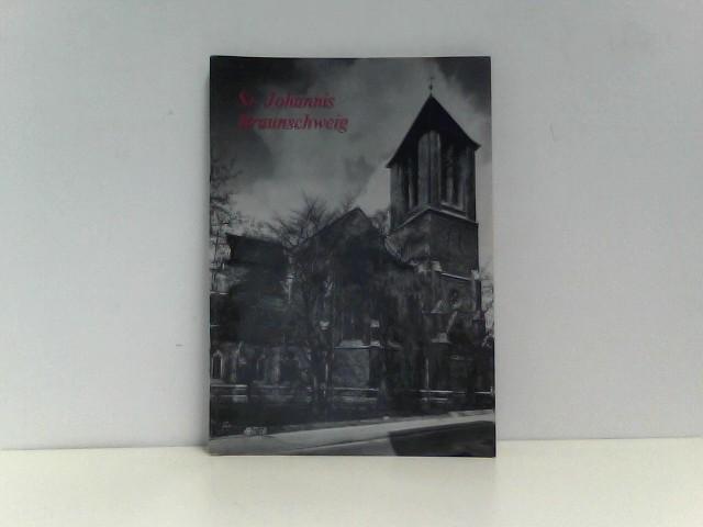 St. Johannis Braunschweig - Festschrift des 75. Jahrestages der Kirchweihe 24. und 25. Juni 1980