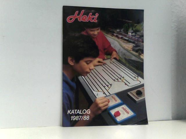 Heki: Katalog 1987/88