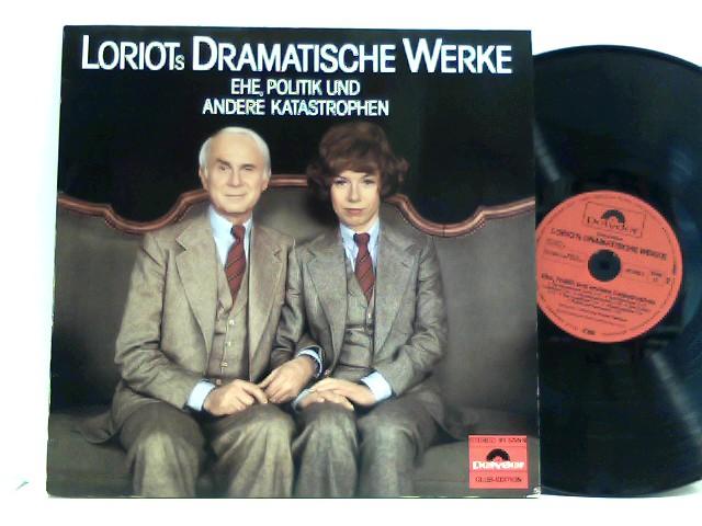 von Bülow, Vicco und Evelyn Hamann: Loriot  – Loriots Dramatische Werke (Ehe, Politik Und Andere Katastrophen)