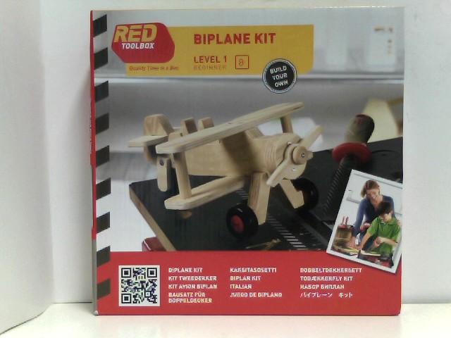 Biplane Kit - Bausatz für Doppeldecker