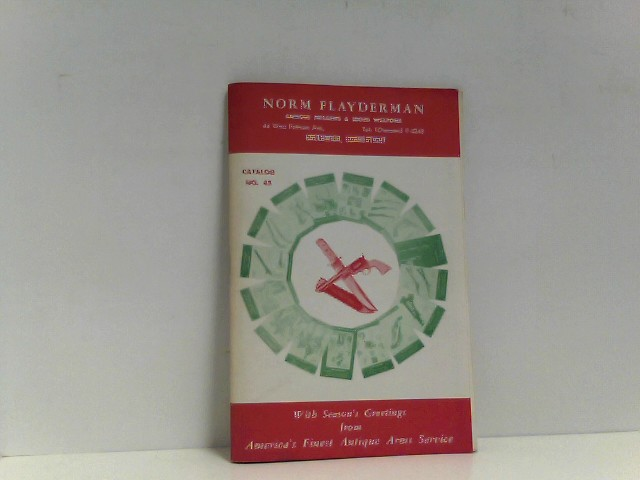 o.A.: Norm Flayderman Catalog No. 43