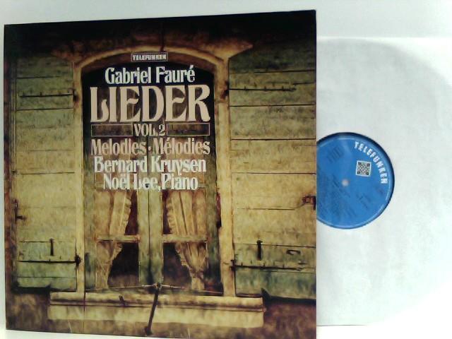 Fauré - Lieder Vol.2