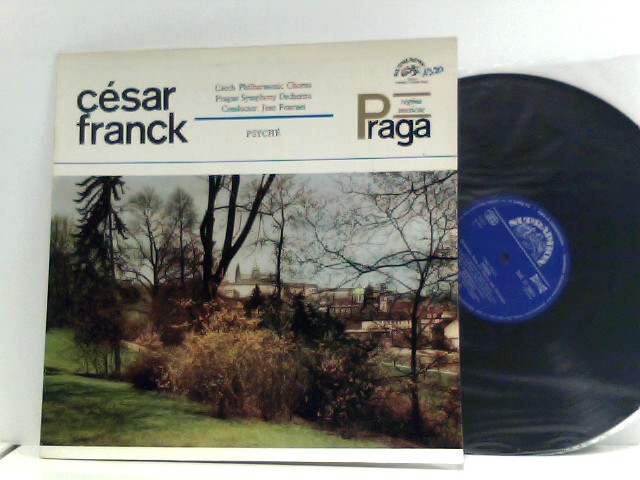 César Franck - Psychè