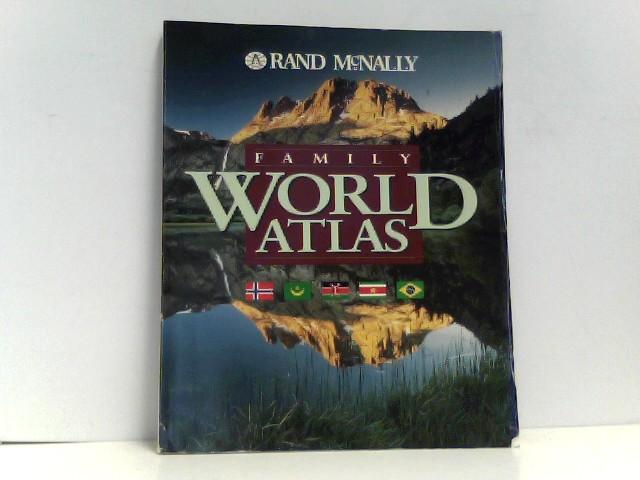 Family World Atlas Auflage: Revised