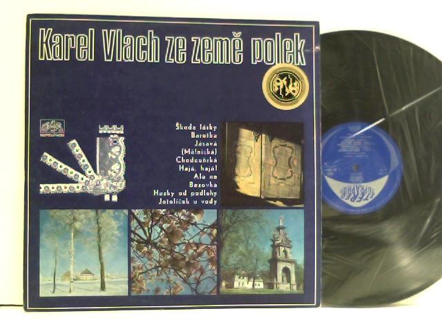 Karel Vlach Se Svým Orchestrem – Ze Zeme Polek
