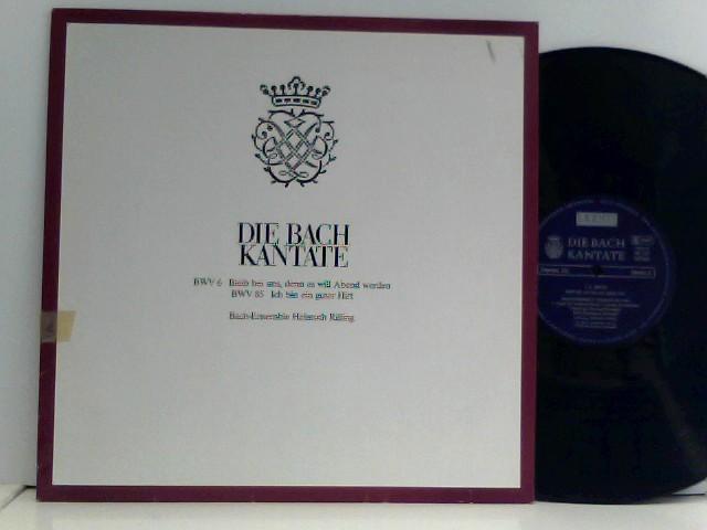 Johann Sebastian Bach,  Helmuth Rilling  – Die Bach Kantate