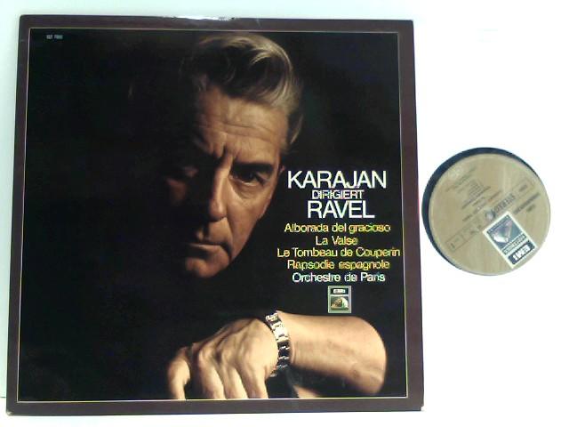 Ravel -  Karajan,  Orchestre De Paris – Karajan Dirigiert Ravel