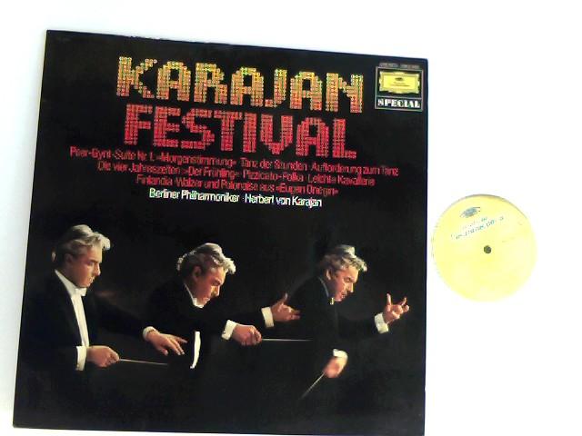 Berliner Philharmoniker -  Herbert von Karajan – Karajan Festival