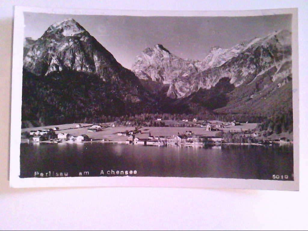 AK. Pertisau am Achensee. Österreich.