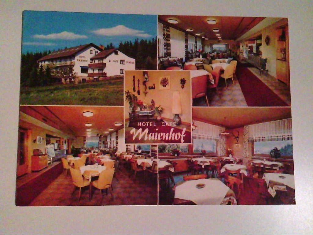 AK. Hotel & Cafè Maienhof. Waldmichelbach/Odw.