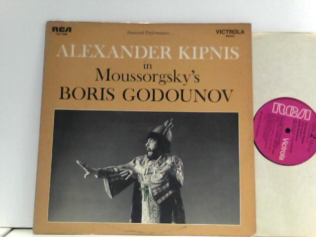 Alexander Kipnis In Moussourgsky
