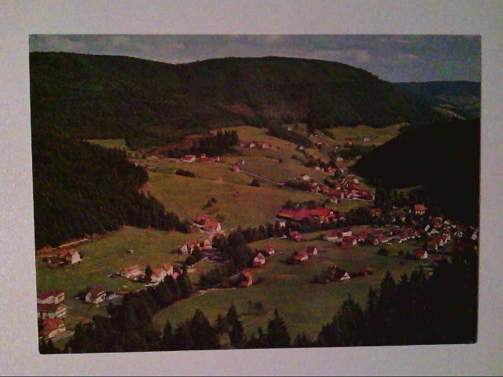 AK. Obertal. Schwarzwald. Luftbild.