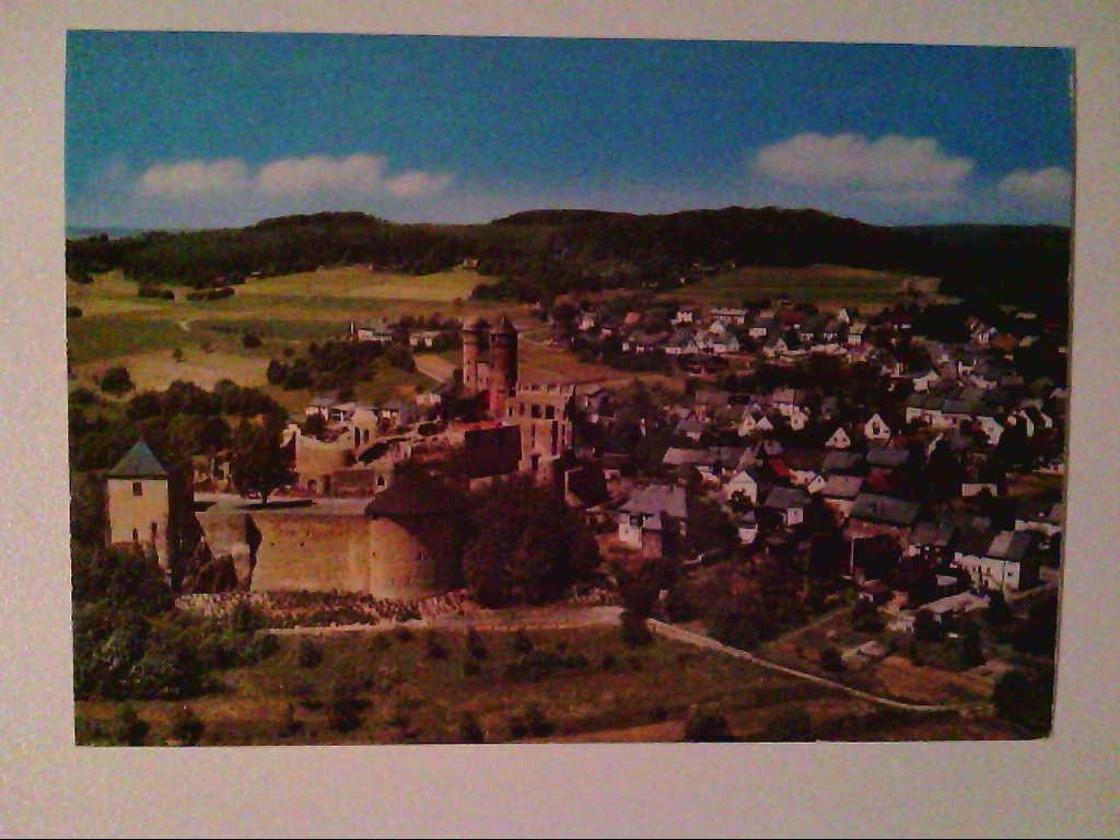 AK. Burg Greifenstein. Westerwald.
