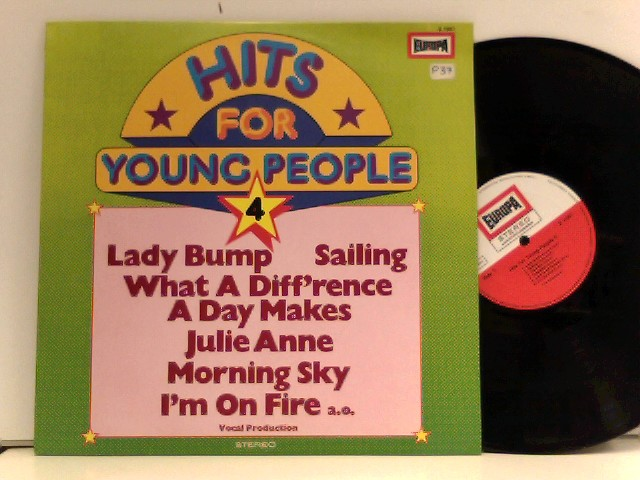 Hits For Young People 4