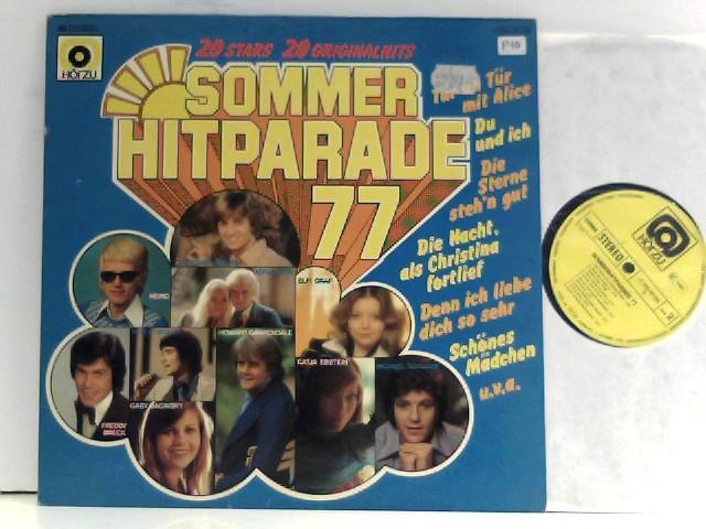 Sommer Hitparade 77