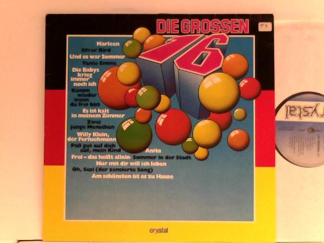 Various: Die Grossen 16