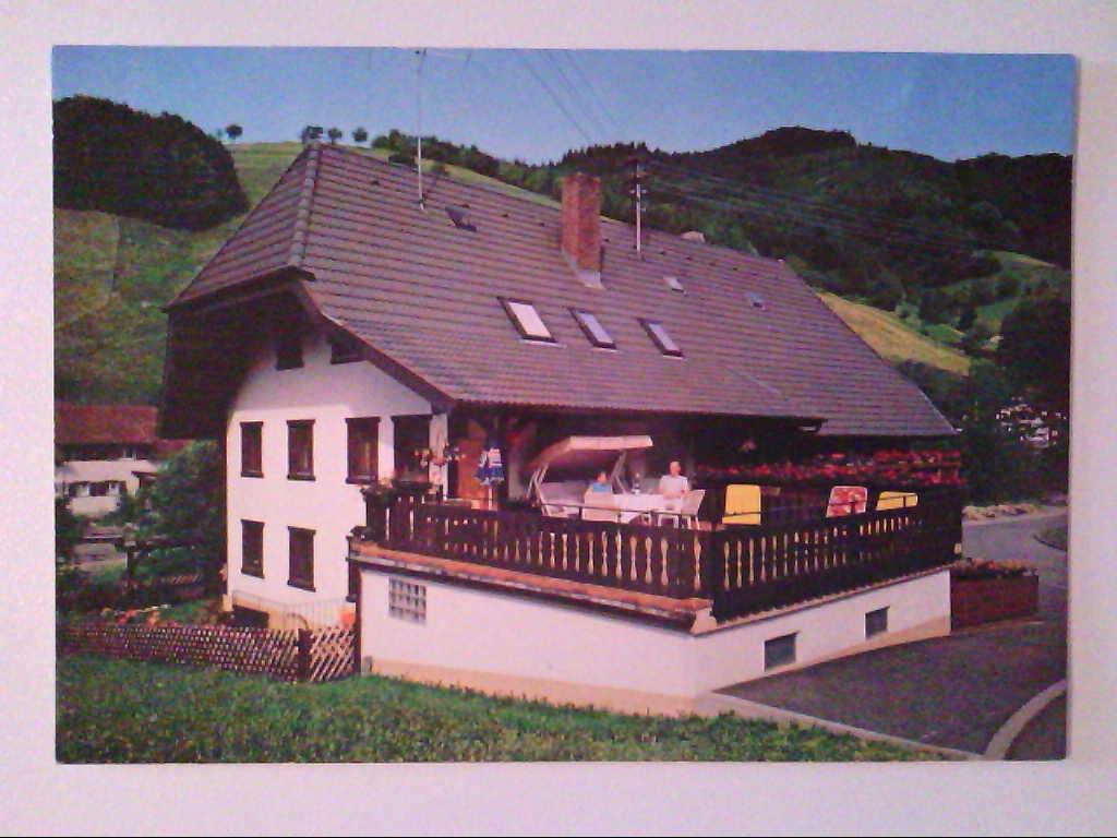 """AK. """"Haus Stiegeler"""". Münstertal."""