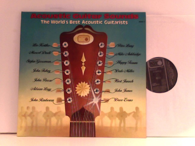 Various: Acoustic Guitar Sounds / The World's Best Acoustic Guitarists