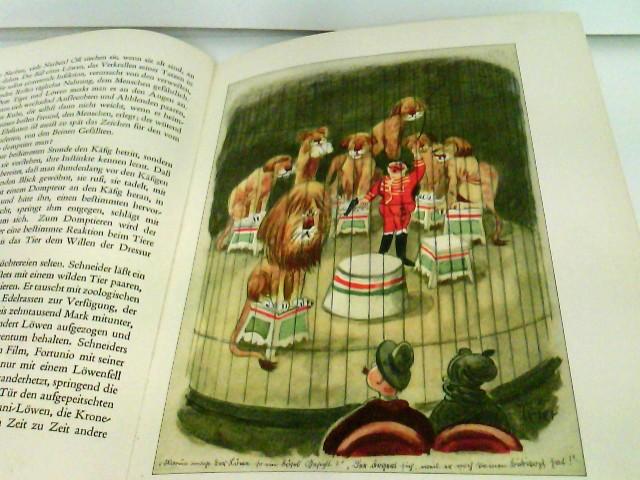 Colman, Fred A. und Walter Trier: Artisten Mit 116 farbigen Tafeln und Abbildungen