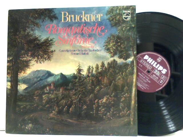 Concertgebouw-Orchester Amsterdam*,  Bernard Haitink  – Romantische Sinfonie (Nr.4 Es-Dur)