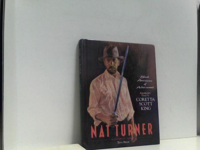 Nat Turner: Slave Revolt Leader (Black Americans of Achievement) Auflage: Library Binding