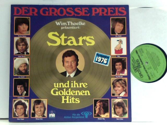 Der Grosse Preis - Wim Thoelke Präsentiert: Stars Und Ihre Goldenen Hits, Ausgabe 1976