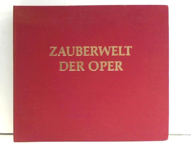 Zauberwelt Der Oper