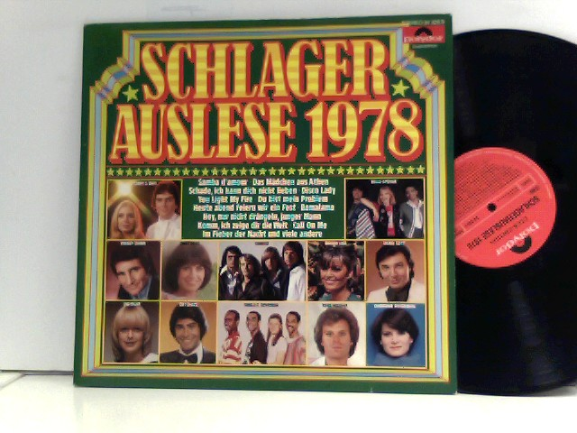Various: Schlager Auslese 1978